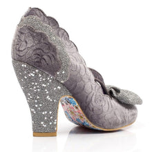 Load image into Gallery viewer, Irregular Choice Curtain Call Grey