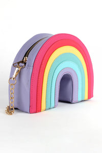 Over the Rainbow Cross body bag