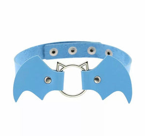 Bat Choker (various colours available)