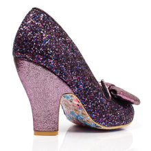 Load image into Gallery viewer, Irregular Choice Purple Nick of Time SALE WAS £89 NOW £69