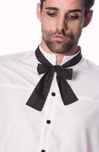 Vamp Shirt with detachable Tie