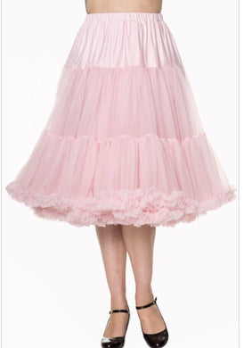 Full Dancing Petticoat Light Baby Pink