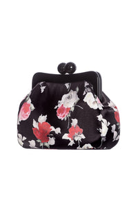 Rosemary Floral Clutch Bag