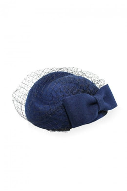 Collectif Lucy Hat Navy Blue