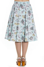 Load image into Gallery viewer, Bunny 50s Circle Skirt SALE WAS £34 NOW £10