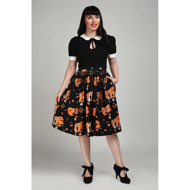Jasmine Hocus Pocus Swing Skirt SALE WAS £45 NOW £32