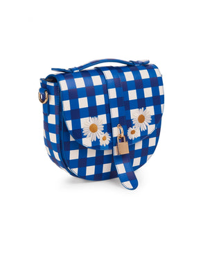 Lydia Gingham Daisy Bag SALE WAS £35 NOW £25
