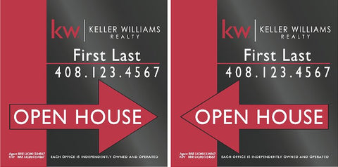Keller Williams 24x24 A-Frame