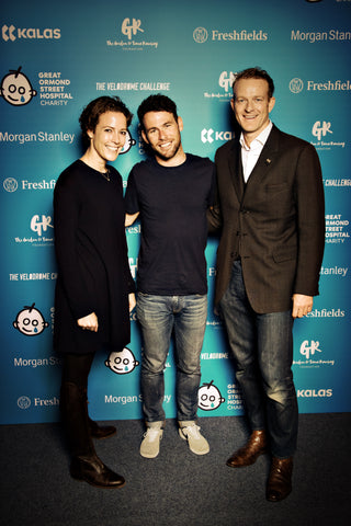Mark Cavendish, Hugh Anderson, Downton Distillery