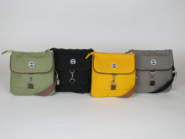 Gray Crossbody Purse colors