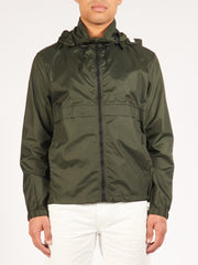 Evergreen Miles Windbreaker