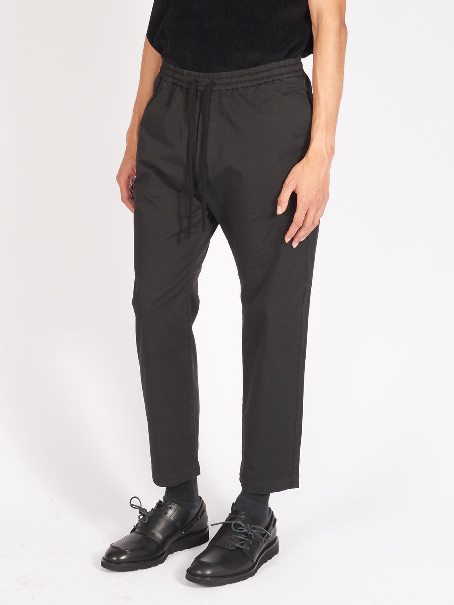 Black Bativoga Trousers