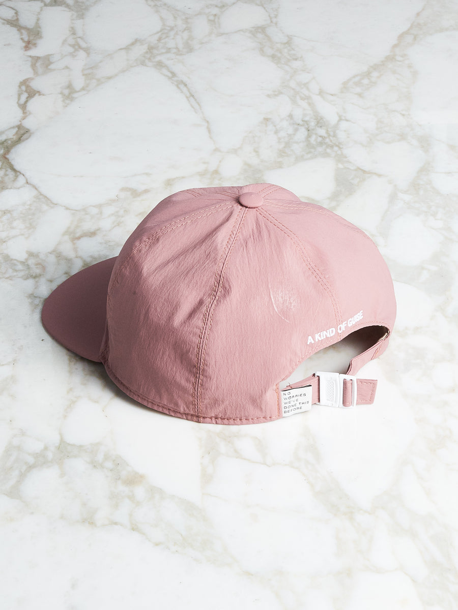 Dusty Rose Chamar Cap
