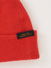 Cousteau Wool Knit Watch Cap