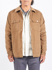 Tobacco Alex Jacket