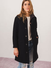 apc-black-eleven-coat-on-body
