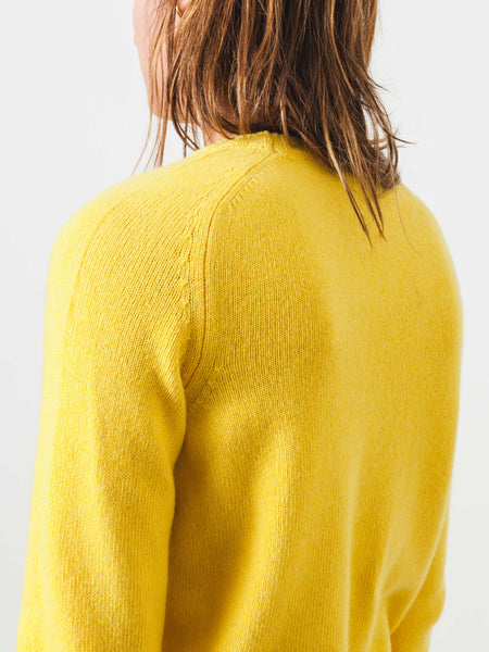 Yellow Vivian Sweater