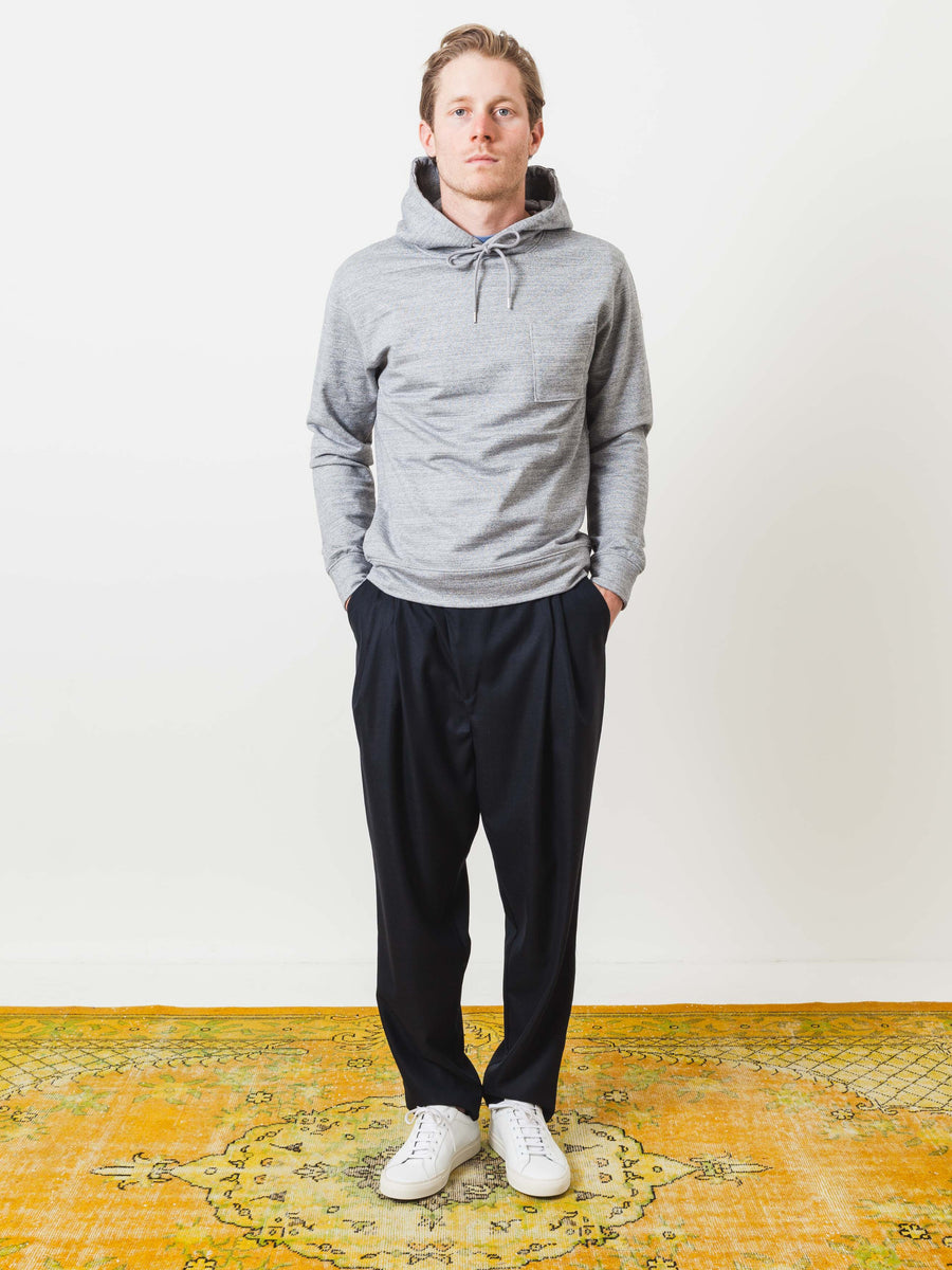 a.p.c.-heathered-grey-blue-yo-hoodie-on-body