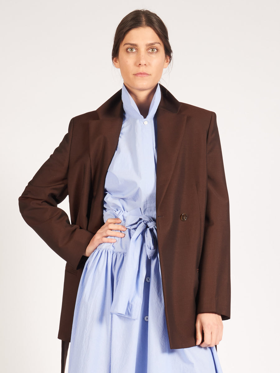 acne-chocolate-bown-janine-suit-jacket-on-body