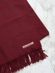 Cherry Red Canada New Scarf