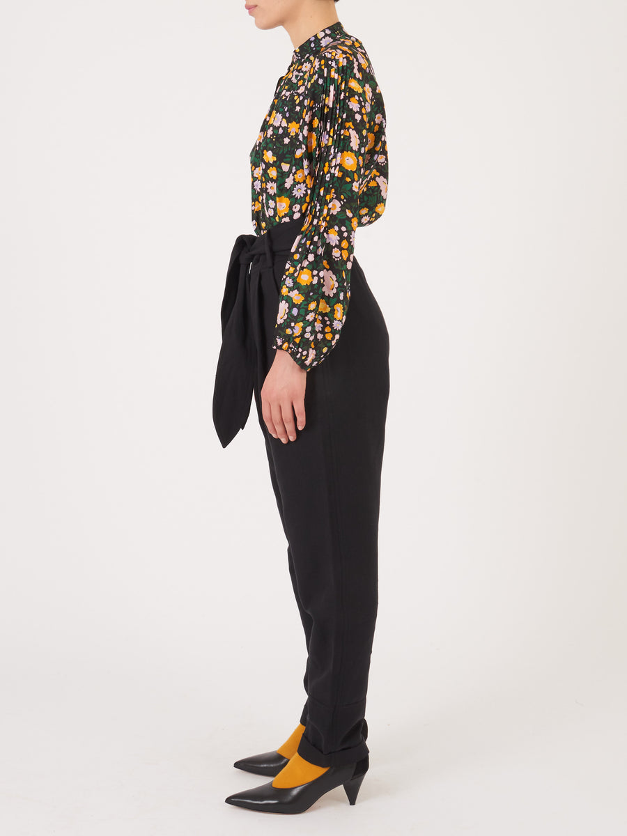 Apiece-Apart-Black-Bendita-Pant-on-body