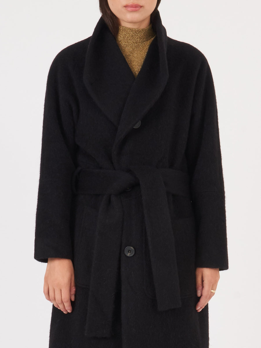 apiece-apart-black-spartina-coat-on-body