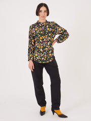 Apiece-Apart-Floral-Core-Bravo-Top-on-body