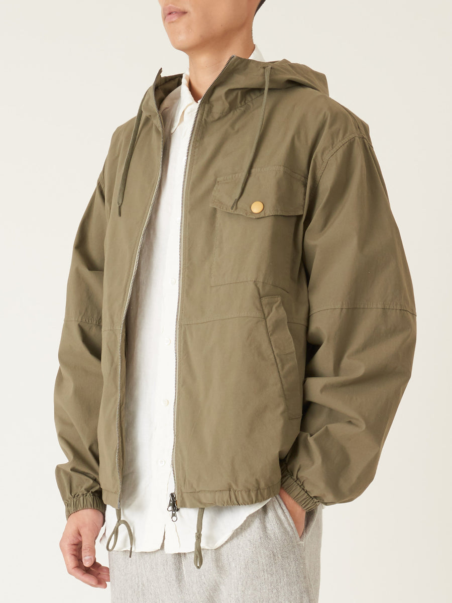 Barena-Venezia-Army-Lito-Zip-Jacket-on-body