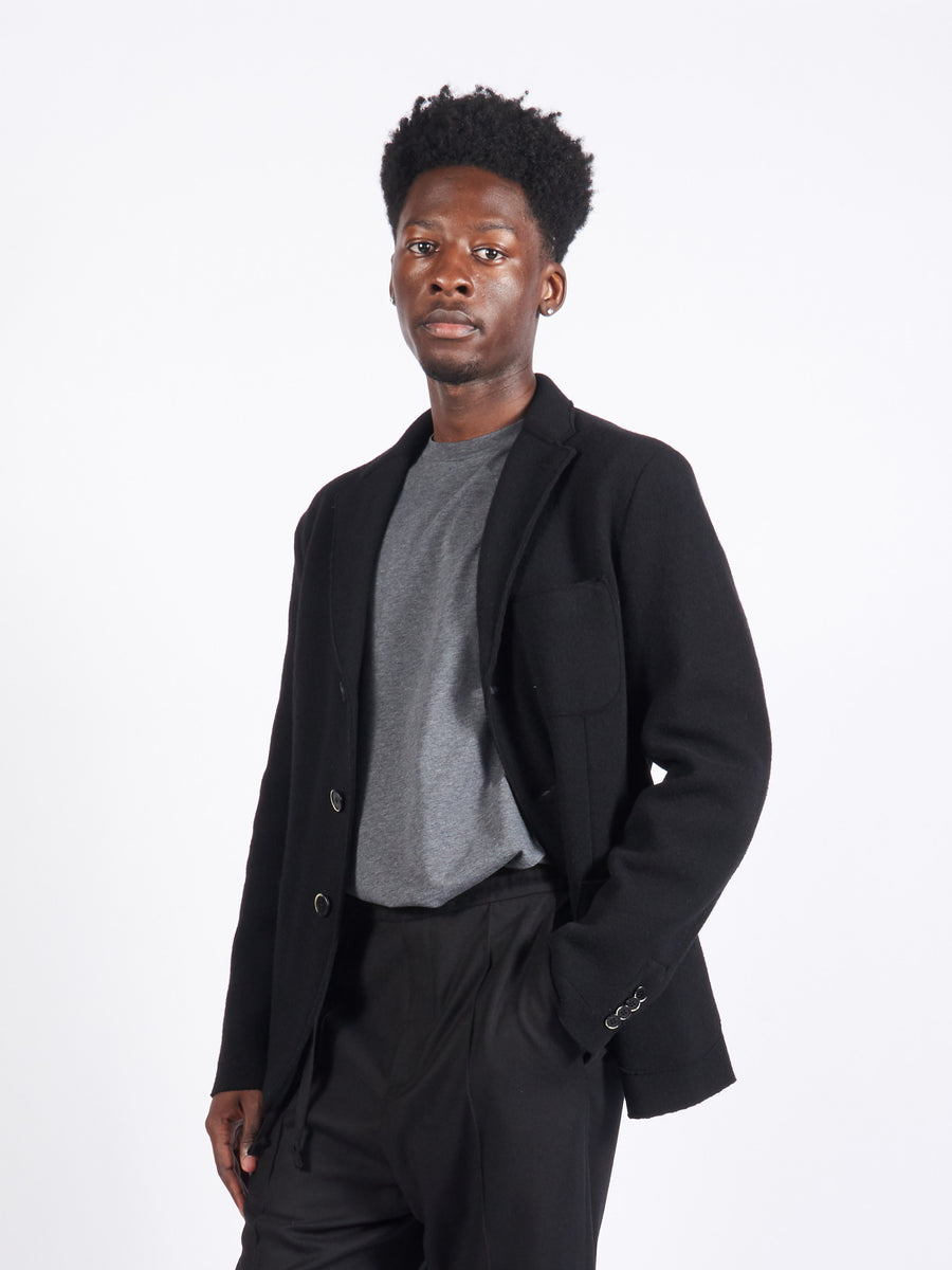 Black Slanegà Jacket