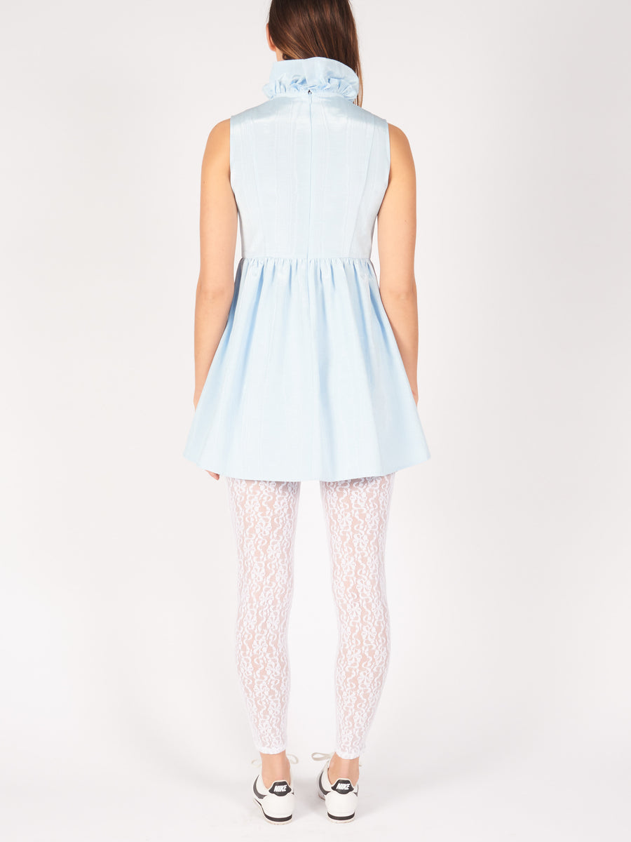 Batsheva-Blue-Moire-Mini-Prairie-Dress-on-body