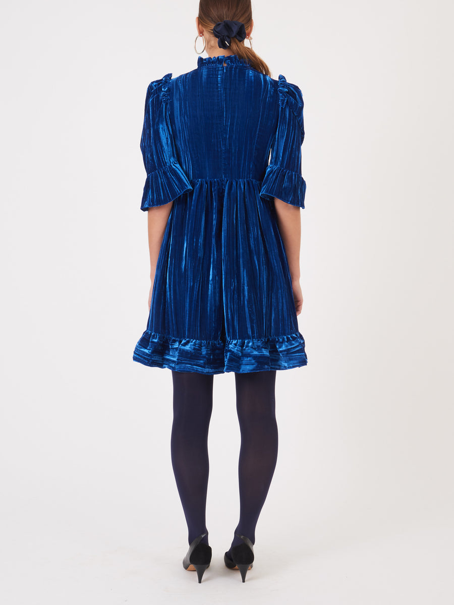 Batsheva-Royal-Blue-Spring-Prairie-Dress-on-body