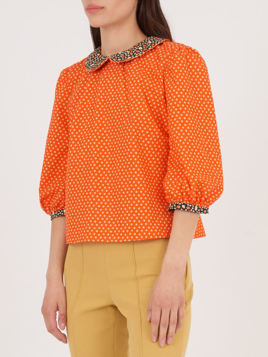 Batsheva-Strawberry-Daisy-Peter-Pan-Blouse-on-body