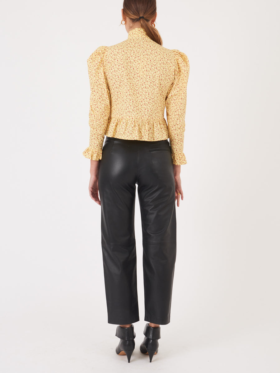 Batsheva-Yellow-Cherry-Grace-Blouse-on-body