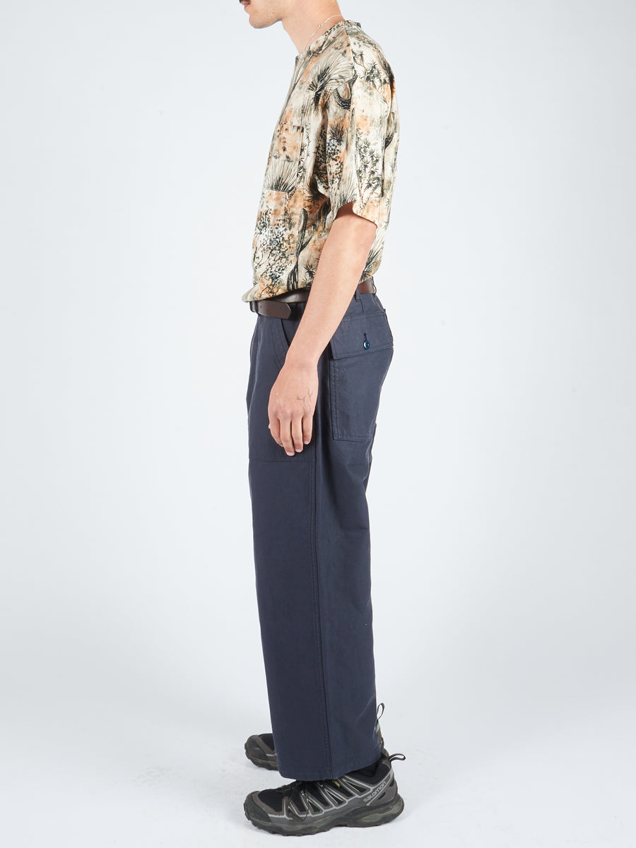 Navy Military Utility Trousers