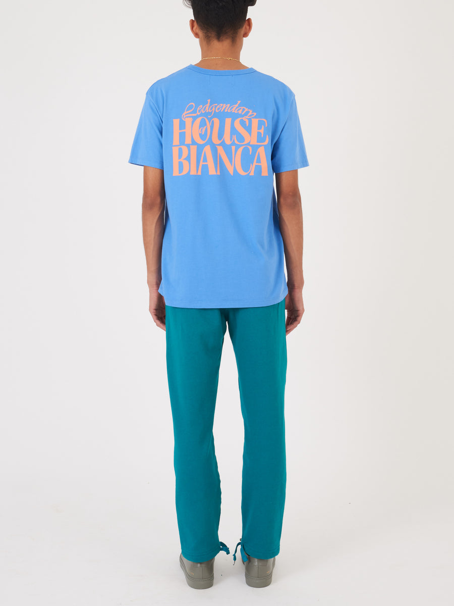 Cerulean Blue House of Bianca T-Shirt