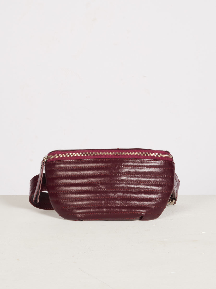 Beklina-Baya-Ribbed-Belt-Bag