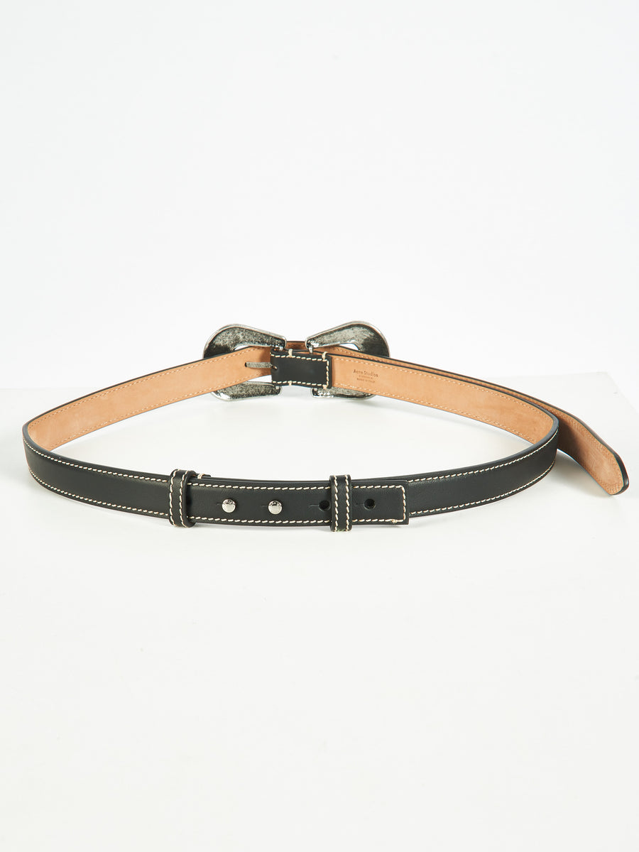 Black Awdrey Belt