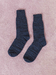 bleu-de-paname-navy-heathered-socks