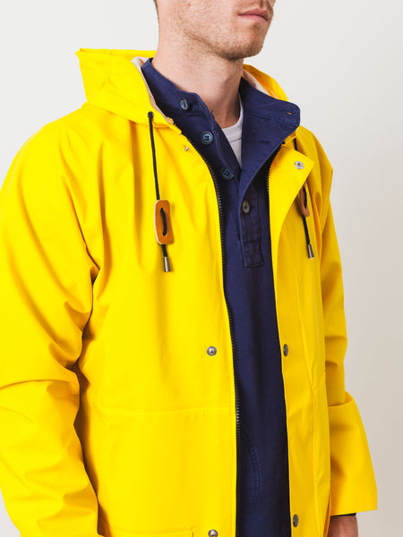 Yellow Guerrande Parka