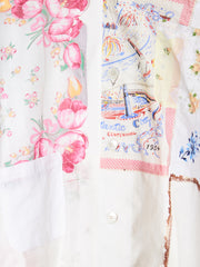 One Of A Kind Handkerchief Patchwork Louie Shirt