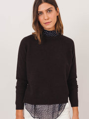 caramel-dark-brown-crew-sweater-on-body