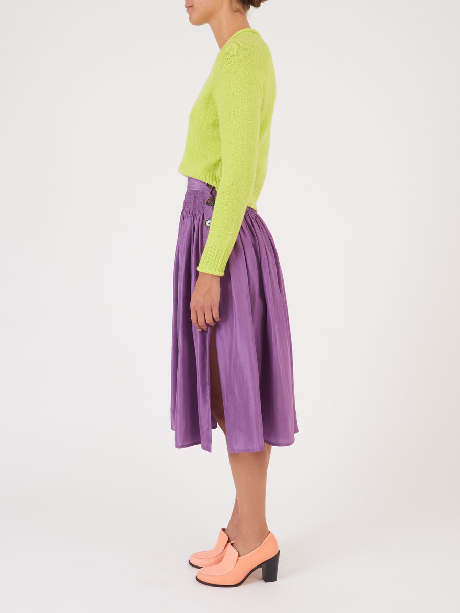 Caramel-Purple-Smocked-Skirt-on-body