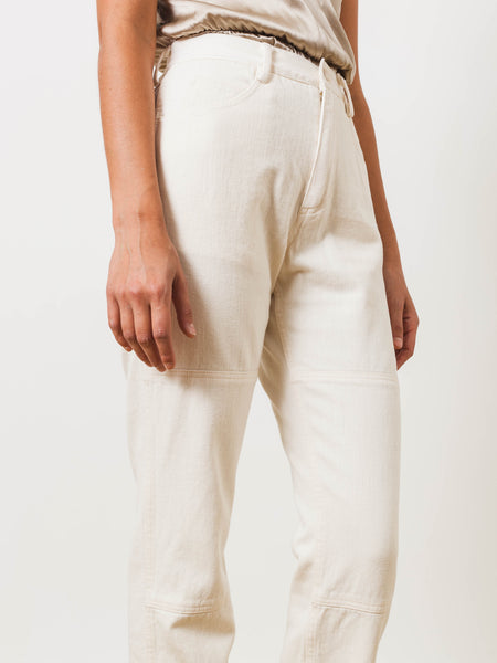 Natural Two-tone Jeans