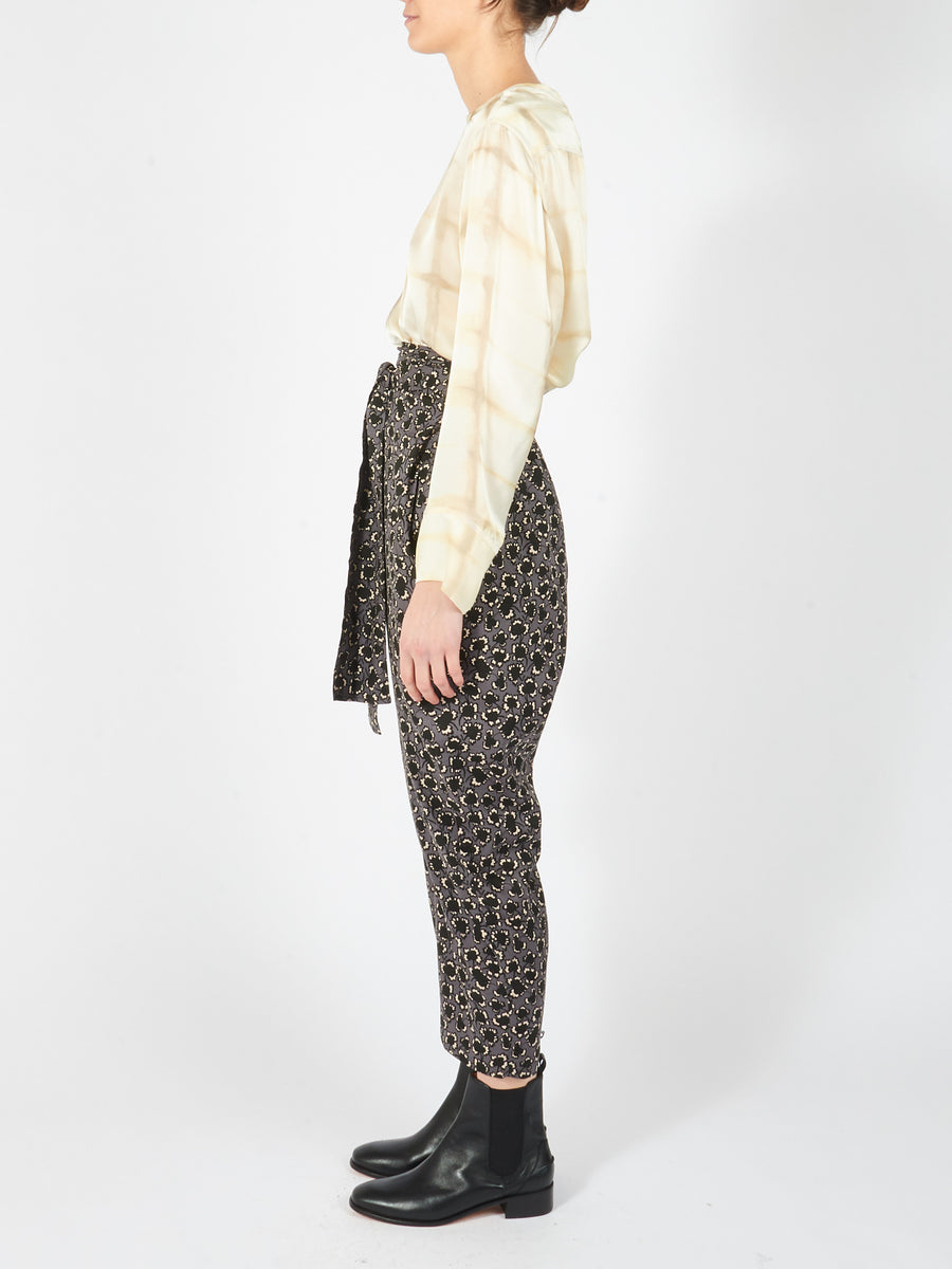Caron-Callahan-Black-Floral-Nicole-Pant-on-body