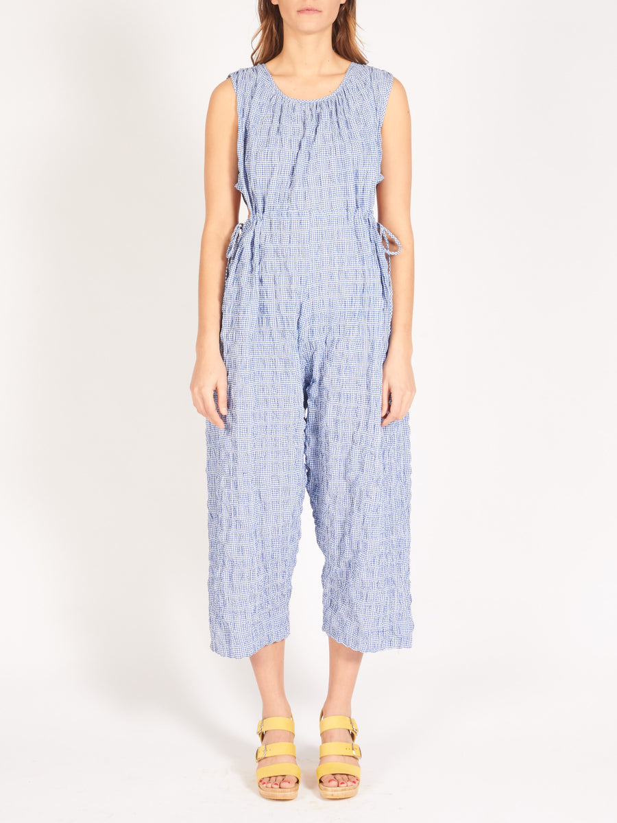 caron-callahan-blue-gingham-goa-jumpsuit-on-body