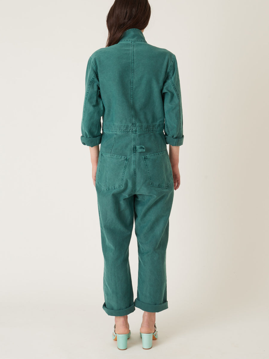 caron-callahan-green-fincher-jumpsuit-on-body