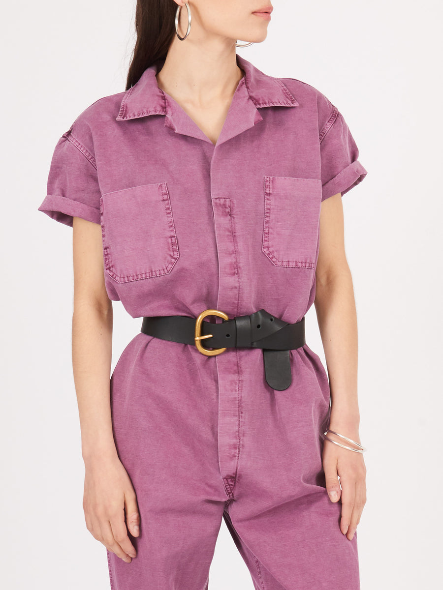 caron-callahan-orchid-crawford-jumpsuit-on-body
