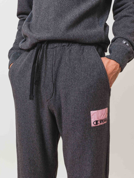 Grey Logo Sweatpant