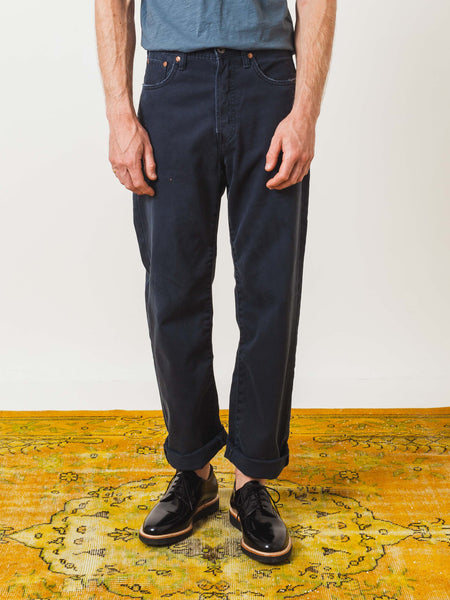 chimala-black-pique-vintage-deep-rise-fit-pants-on-body