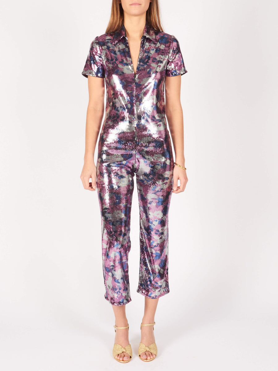 Collina-Strada-Floral-Sequin-Juniper-Jumpsuit-on-body